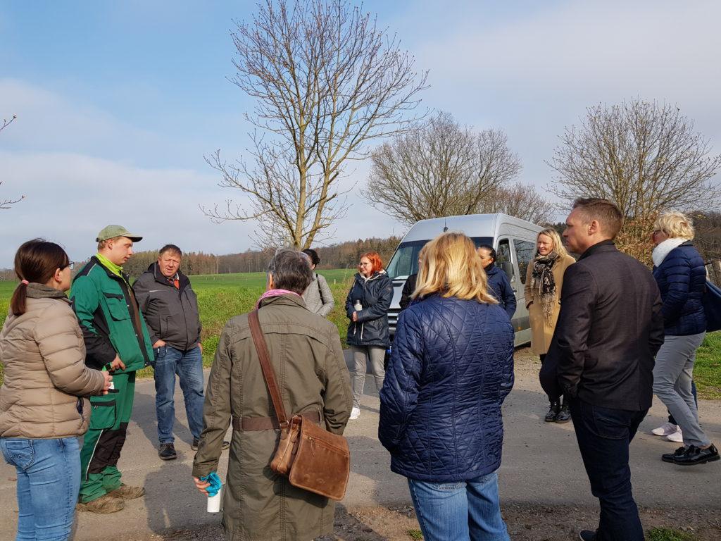 Vortrag der Agrarproduktion Urbach GmbH