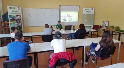 Infoveranstaltung für Jugendliche in Roßleben
