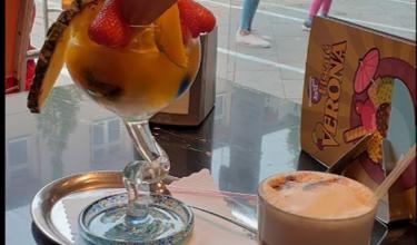 Praktikum im hauswirtschaftlichen Bereich im Verona -Eiscafé