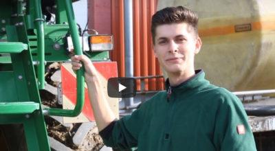 Video: Marvin stellt seine Ausbildung zum Landwirt vor